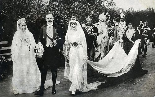 Wedding of King Manuel II of Portugal