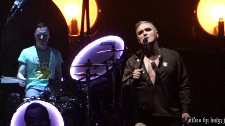 Morrissey-SPEEDWAY-Live @ Fox Theatre, Tuscon, AZ, April 10, 2017-Moz-Th...