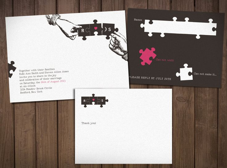 1000 Ideas About Puzzle Wedding On Pinterest Save The