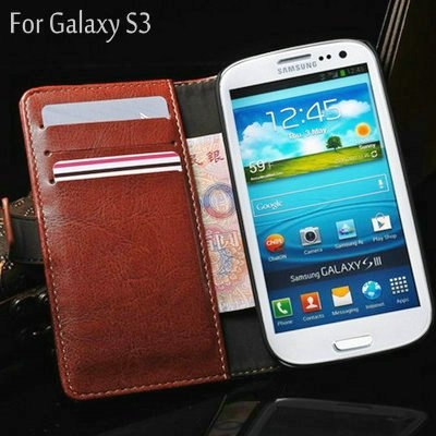 Retro Walllet Leather  Case for samsung galaxy S3 i9300  with Stand Card holders CN post free shipping , Free Sreen Protector ! on AliExpress.com. $8.99 comes in heaps of diff colours