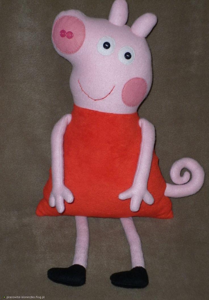 świnka peppa hand made - Szukaj w Google