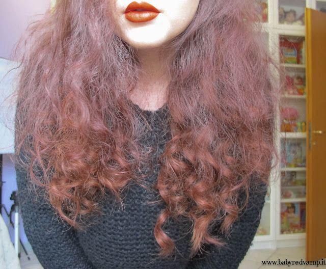 Babyredvamp Makeup: Hair Story - La Mia Esperienza con l' Hennè (Lawso...