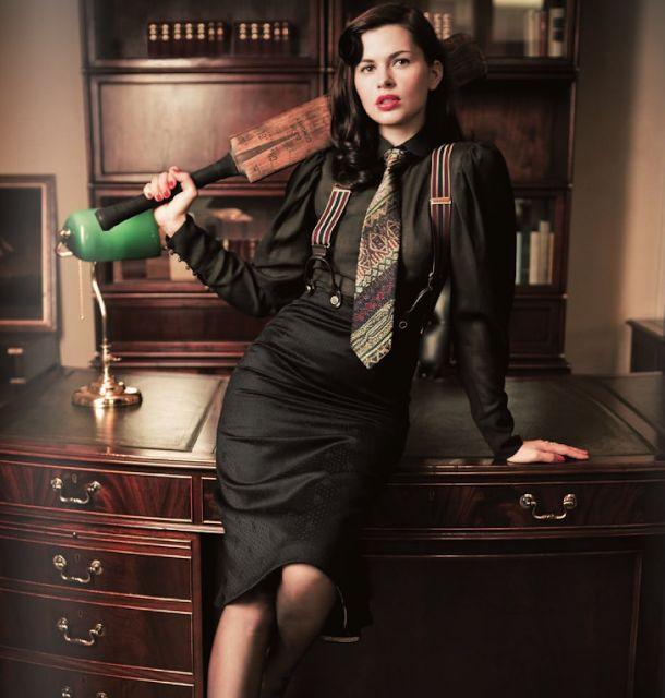 Lena Hoschek, Austrian Designer | sweet juniper inspiration