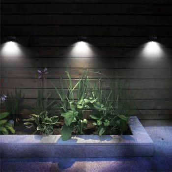 Description: Add security and safetyto your home! This product is perfect for patios, decks, pathways, stairways, driveways, garden, etc. The light will turn o