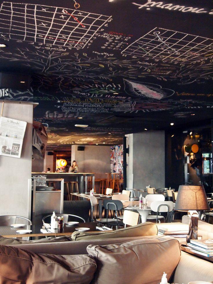 Mama Shelter - Hotel Bar Restaurant, 109 Rue de Bagnolet 75020 Paris