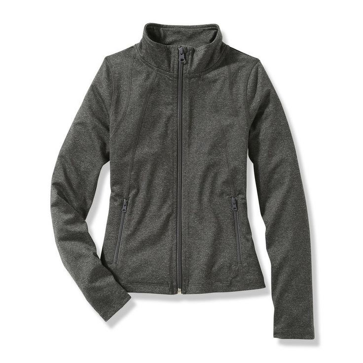 $24 Kid Girls' Thumb Hole Yoga Jacket | My Style ...