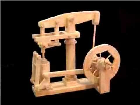 ... Kits Beam Engine | automata & kinetic & wooden toys | Pint