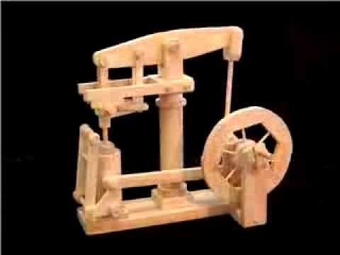 ... Kits Beam Engine | automata & kinetic & wooden toys | Pint