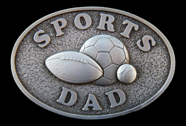 Soccer Football Baseball Tennis Golf Sports Father Dad Day Gift Belt Buckle Father's Birthday Gifts Belts Buckles #sports #sportsdad #dad #father #fathersday #football #soccer #baseball #sportsbuckle #sportsbeltbuckle soccerdadbuckle #sportsdadbuckle #beltbuckles #buckle #coolbuckles