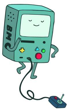 BMO (También conocido como Beemo) es uno de los personajes principales de Hora de Aventura. Es...