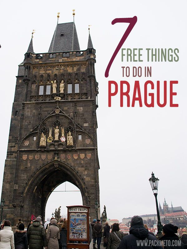 7 Free Things To Do in Prague | packmeto.com
