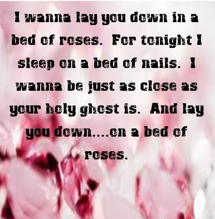 Bon Jovi - Bed of Roses - song lyrics, song quotes, songs, music lyrics, music quotes, lovethispic