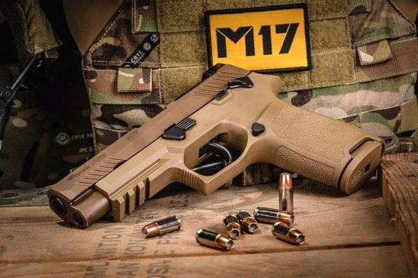Sig Sauer P320 M17 Giveaway by Cajun Ammo | Sweepstakes and