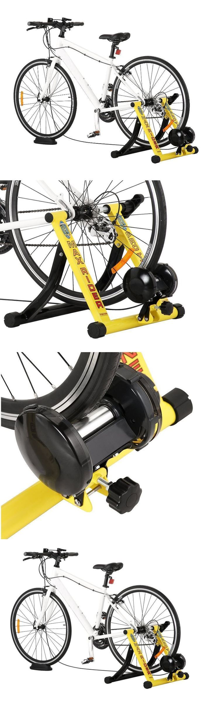 Trainers and Rollers 36141: Stationary Bike Stand Trainer Indoor Performance Cycle Bicycle Training Cycling -> BUY IT NOW ONLY: $99.95 on eBay!
