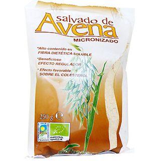 SORIA NATURAL salvado de avena micronizado ecológico envase 250 g 2,65 € (10,6 € / Kilo)