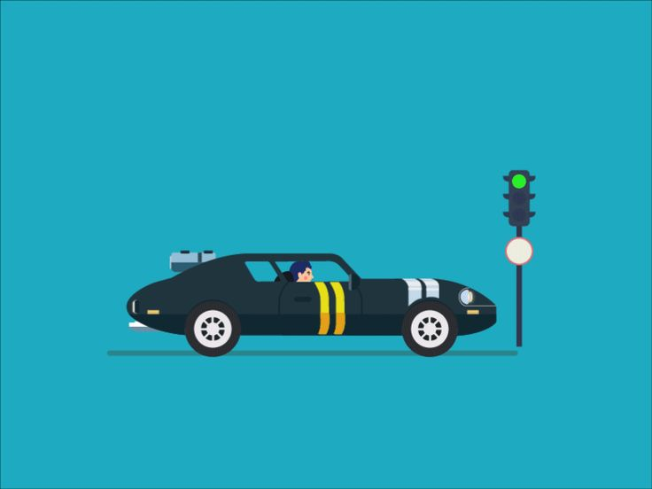 Car Animation by Vino Huang - Dribbble