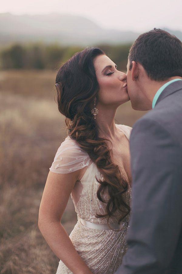 blush-and-gold-utah-wedding-010 | Ruffled