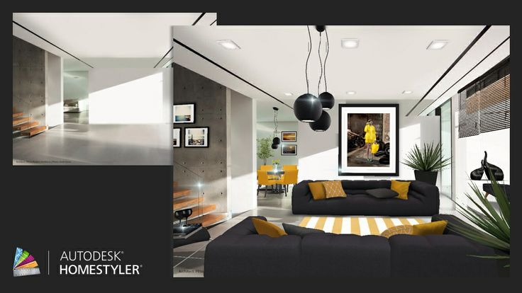 "Check out my #interiordesign ""Yellow"" from #Homestyler http://autode.sk/1qxhV0C"