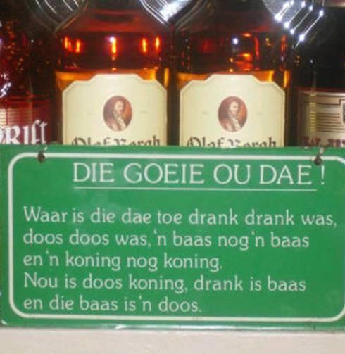 Goeie ou Dae | www.myvolk.co.za | O, Moedertaal O, Soetste Taal Jou het ek lief…