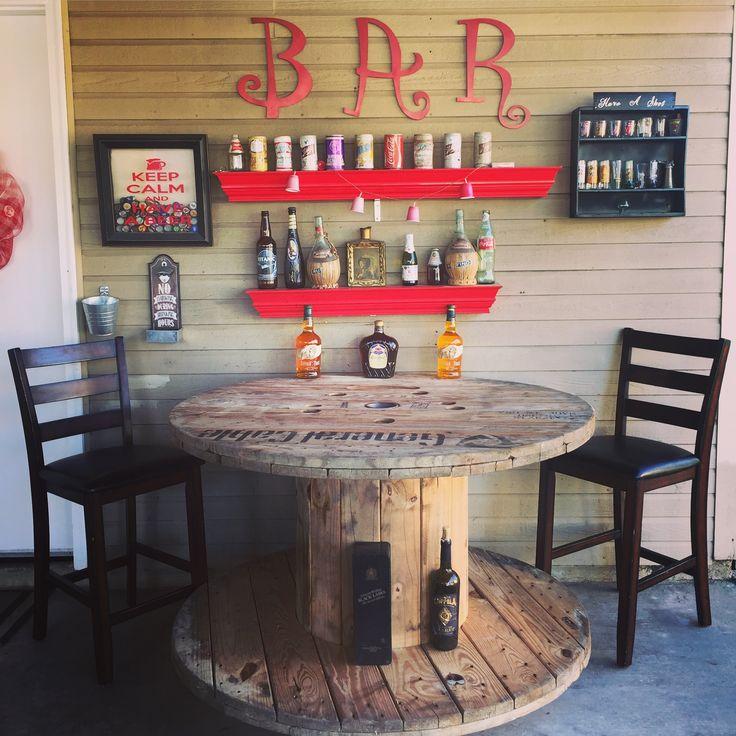 Dulang Kitchen Bar Garden: 25+ Best Ideas About Outside Bars On Pinterest