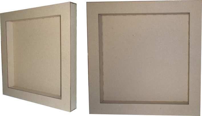 Frame Shadow Box
