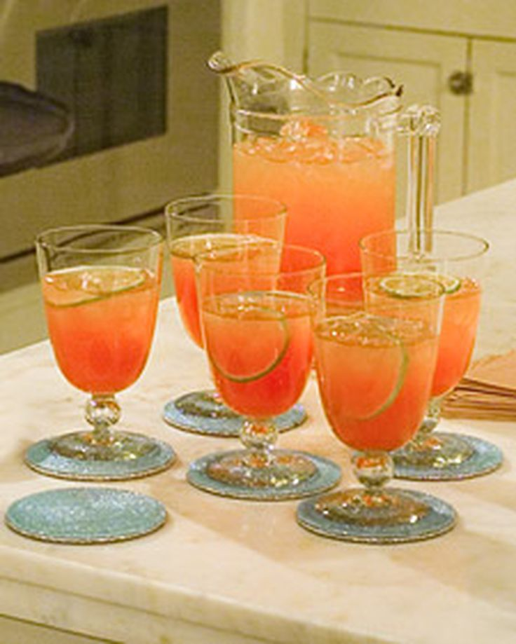 DIY Beaded Coasters Add Sparkle To Any Occasion. @marthastewart