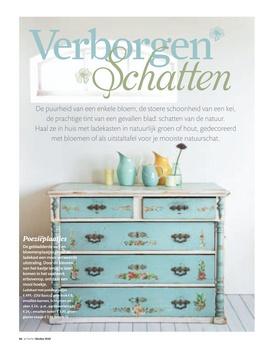 Brocante meubels zijn verborgen schatten by Ariadne at Home  Styling Linda van der Ham Photo Dennis Brandsma
