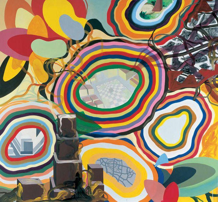 franz ackermann: external | internal abstraction | minimal exposition