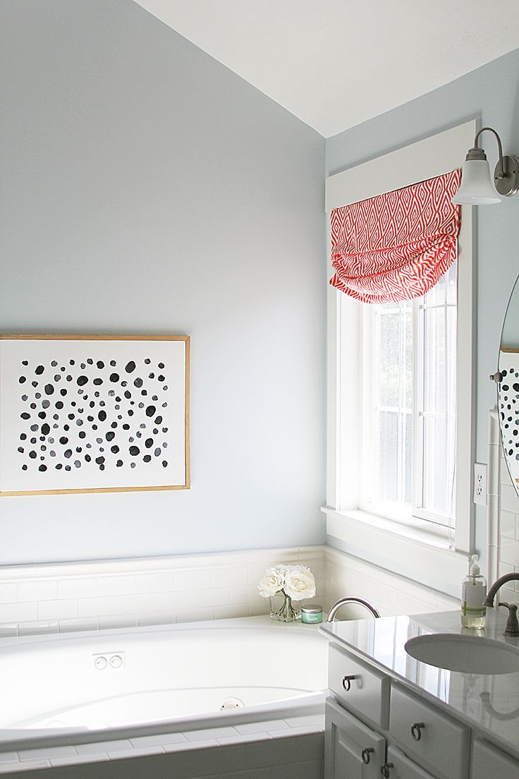 DIY FAUX RELAXED ROMAN SHADE withHEART Projects to Try