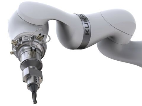 Kuka robotics Medienadaptermodul