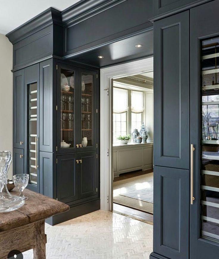 Archway kitchen cupboards