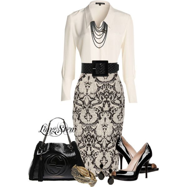 Untitled #345, created by longstem on Polyvore