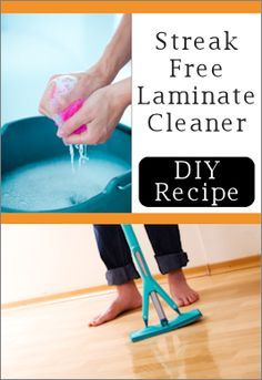 Tips For Cleaning Laminate Floors : TipNut.com