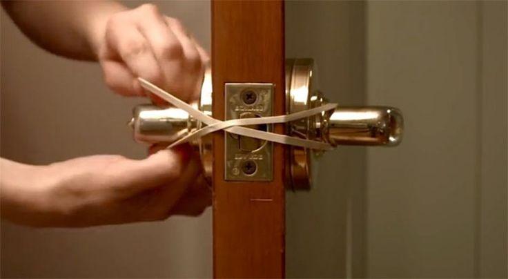 Ecco alcuni interessanti modi per utilizzare un elastico