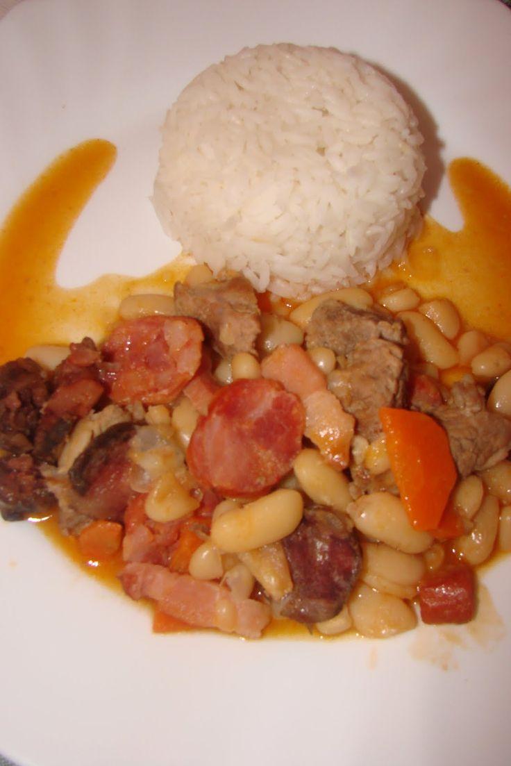 Feijoada a Portuguesa (Portuguese beans and meat dish), Portugal