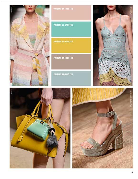 Spring Summer 2016 Trends