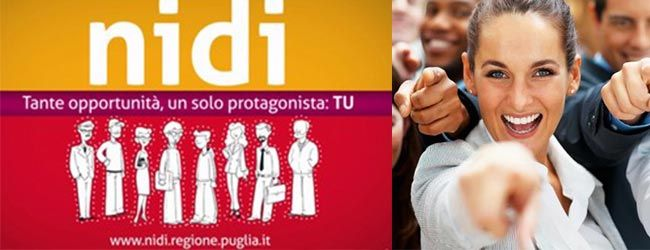 """EVENTI TARANTO. SEMINARIO INFORMATIVO: """"NIDI, NUOVE INIZIATIVE D'IMPRESA"""" - Passione Rosso Blu"""
