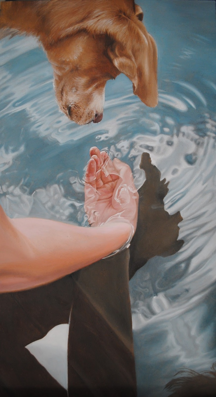 painting by linnea strid