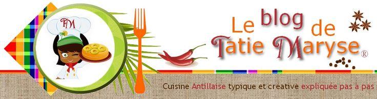 L'espace culinaire de Tatie Maryse
