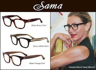 "SAMA Eyewear: Sama Eyewear ""Toney"" featured in Maxim magazine"