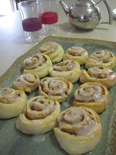 Butterflies and Bicycles: Thermomix Cinnamon Scrolls