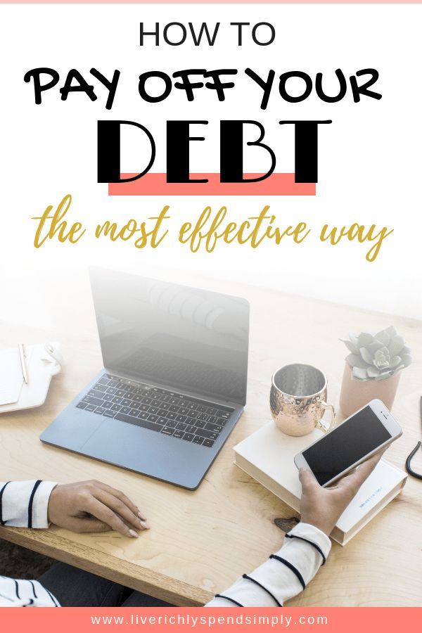 5 Simple Steps That Will Get You Out of Debt For Good