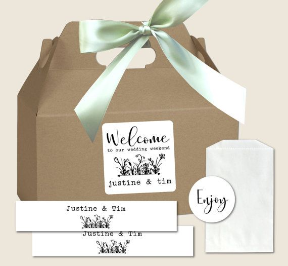 ... Bags on Pinterest Welcome Bags, Wedding Welcome Bags and Guest Gifts