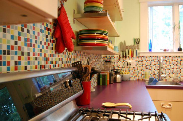 Bon Kitchen Backsplash Tile Including Glass Mosaic Tile Backsplash, Subway Tile  Backsplash, Ceramic Tile,