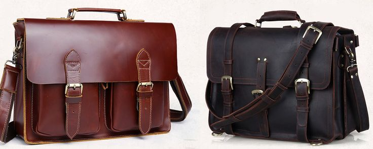 Brown VS Black. Both with top grade cow leather.