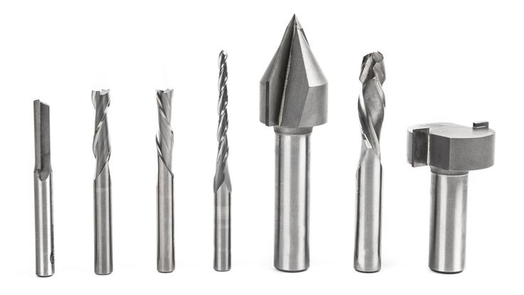 You've got your CNC mill, but now what? These useful bits will get you going on most starter projects.