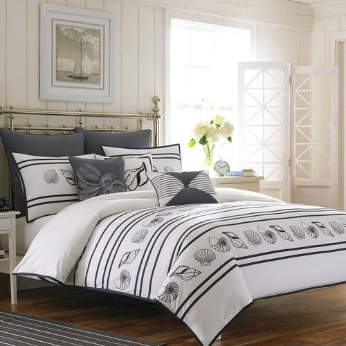 Coral And Black Bedroom Silver Carpet Bedroom Bedroom Decor Mirror Black And White Themed Bedroom Decorating Ideas: 198 Best Images About Coastal Bedrooms On Pinterest