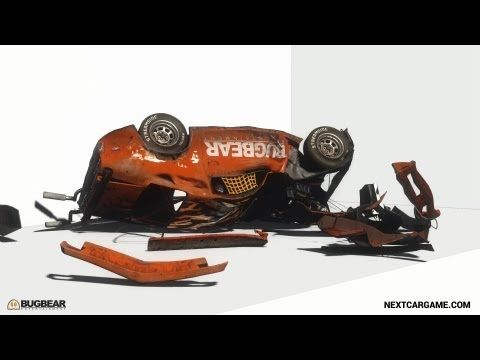"▶ Behind the scenes of ""Next Car Game"": Car damage fun! - YouTube"