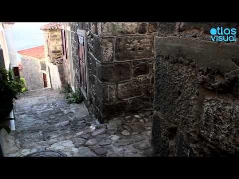 ▶ Mytilini/Lesvos Molyvos Atlasvisual1 - YouTube. BEAUTIFUL!!!