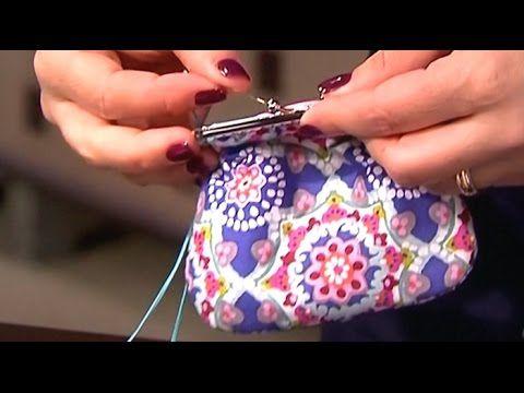 Como colocar o fecho da Vovó - Dicas rápidas de Patchwork com Tais H Fávero - YouTube
